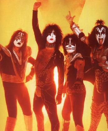Kiss in 1998